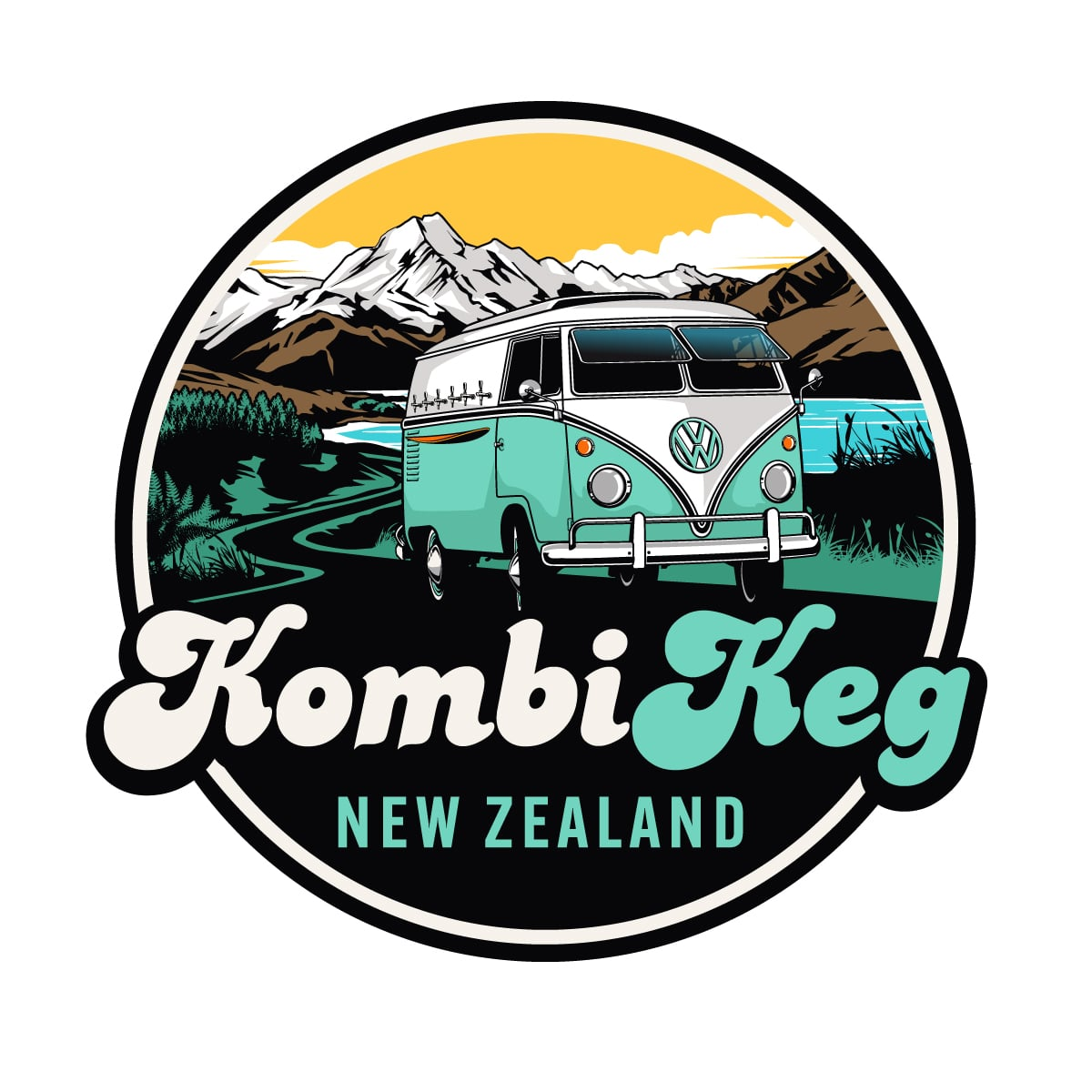 Kombi Keg | Mobile Bar Service
